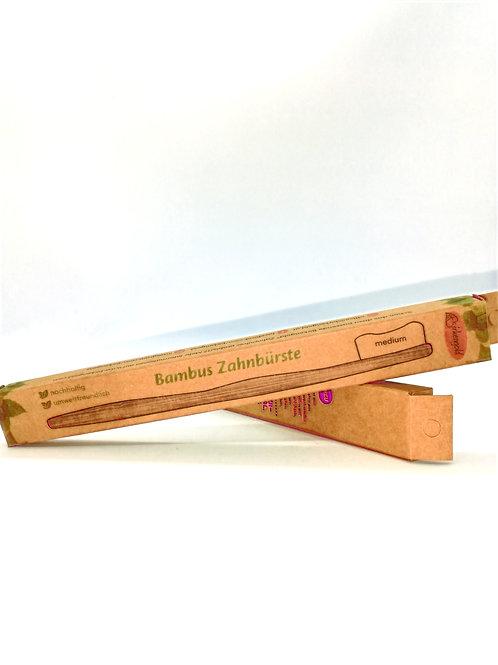 Bambus Zahnbürste Medium