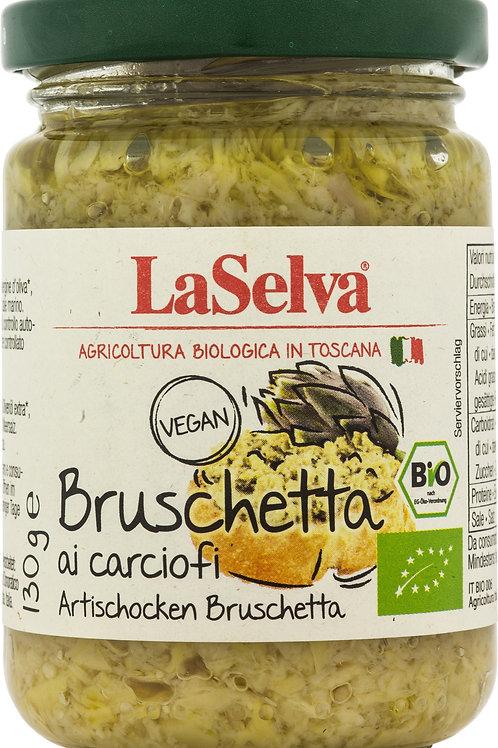 Artischocken Bruschetta