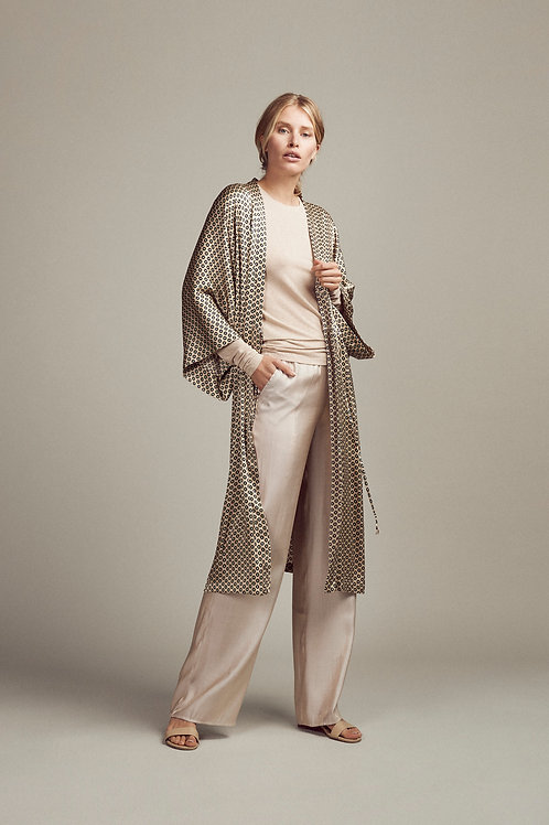 Kimono Paris Black Femmes du sud