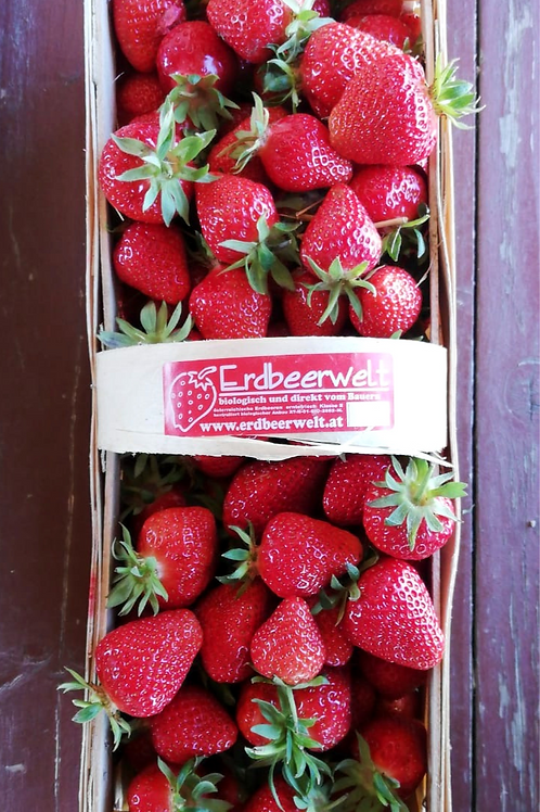 Erdbeeren 2,5 kg