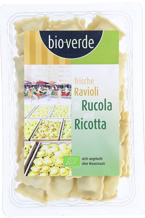 Frische Ravioli mit Rucola&Ricotta 250g