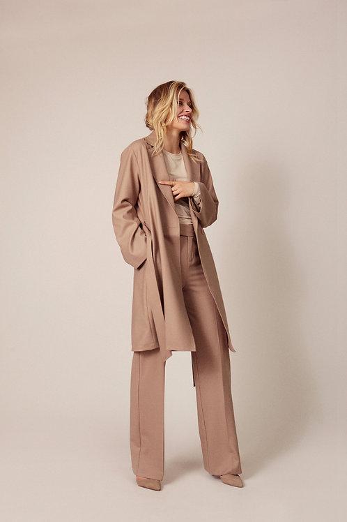 Coat Cecile Camel Femmes du Sud
