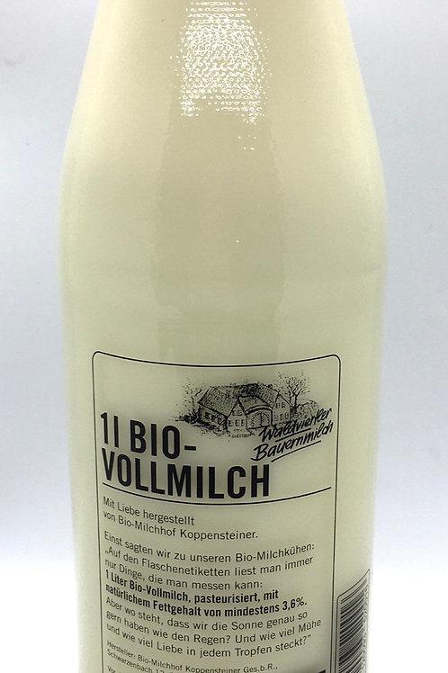 Frischmilch Koppensteiner