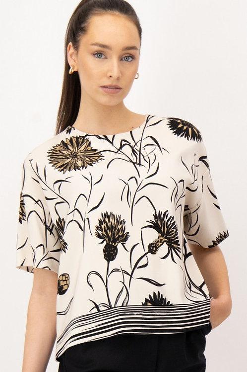 Blouse-shirt Louis & Mia flowerprint
