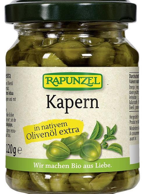 Kapern in Olivenöl 120 g