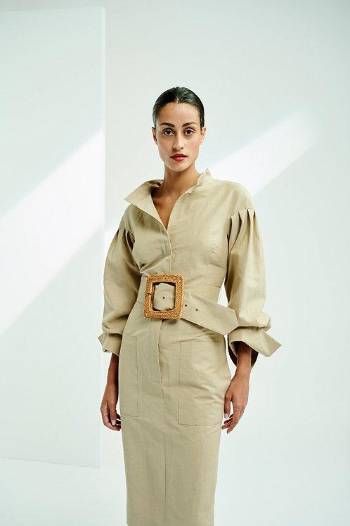ONeal Dress stretch linnen cotton