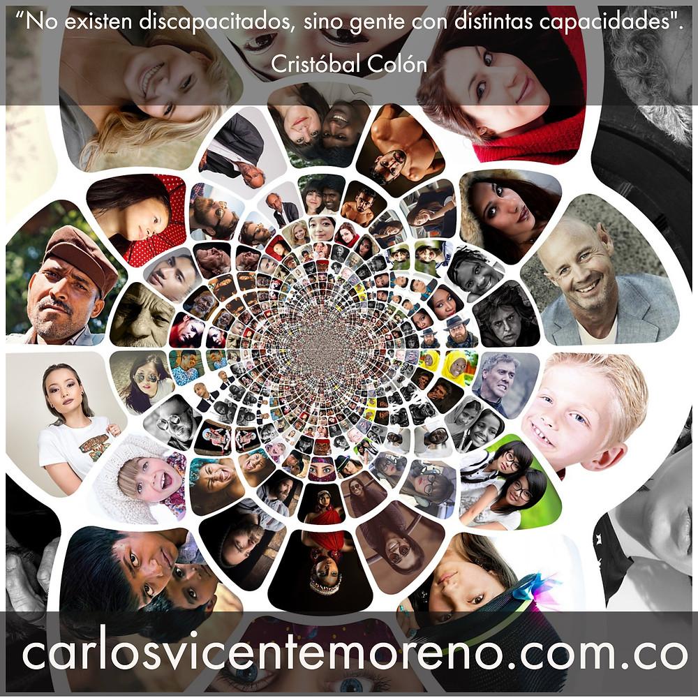 Acceso al empleo, para las diferentes habilidades del ser humano. Carlos Vicente Moreno