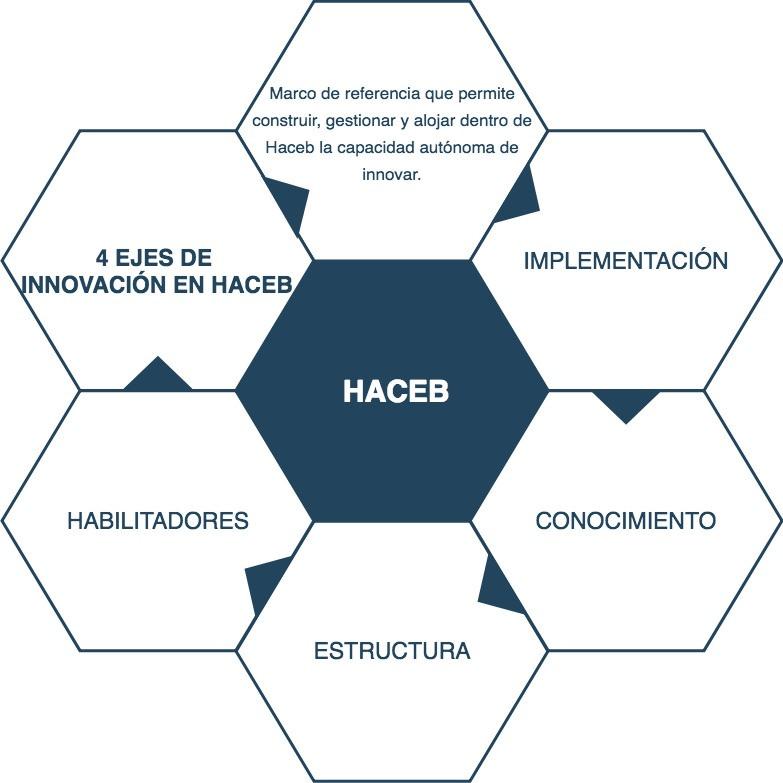 4 Ejes de innovación en Haceb -  Carlos Vicente Moreno