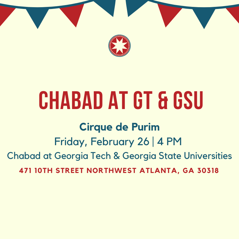 Chabad at Goergia Tech & Georgia State