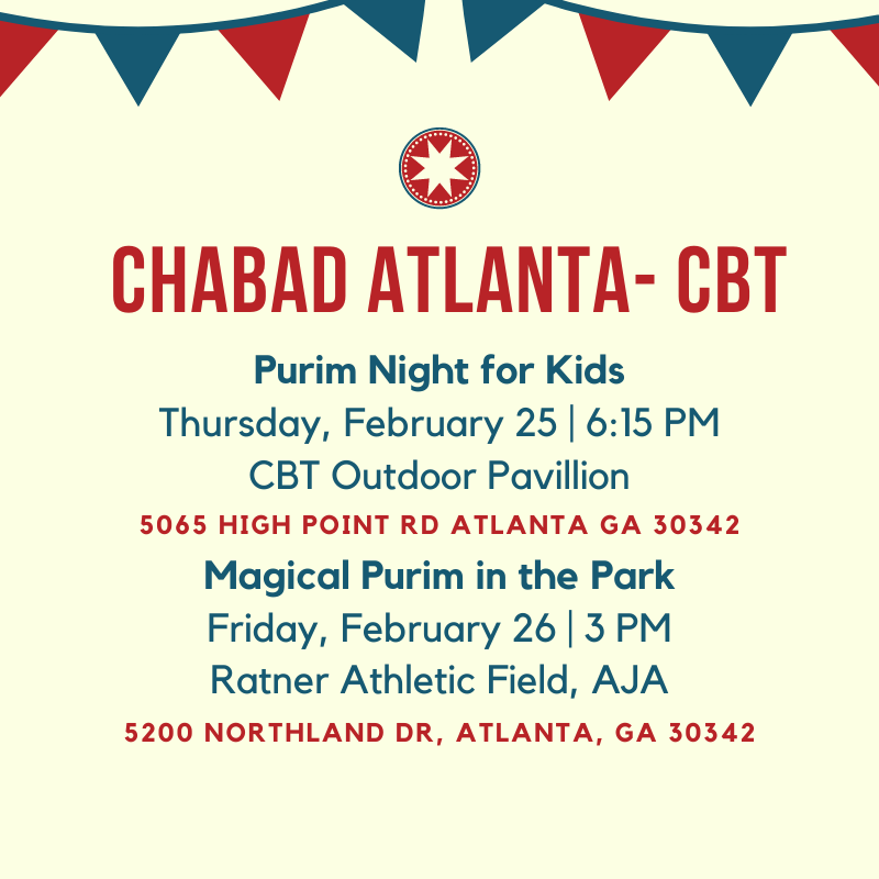 Chabad of Atlanta- CBT