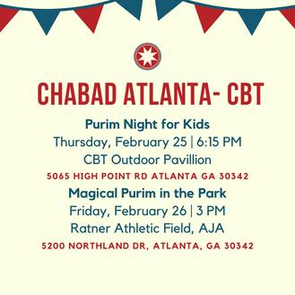 Chabad of Atlanta- CBT