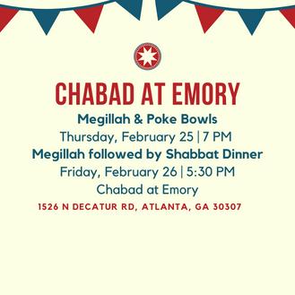 Chabad at Emory