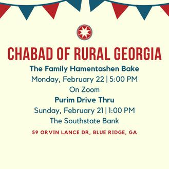 Chabad Rural Georgia