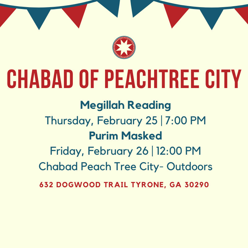Chabad of Peach Tree city