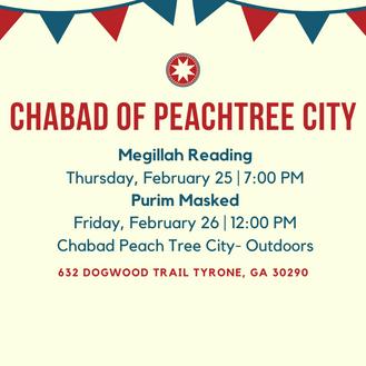 Chabad of Peach Tree city