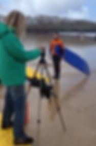 Video Coaching Crantock Newquay