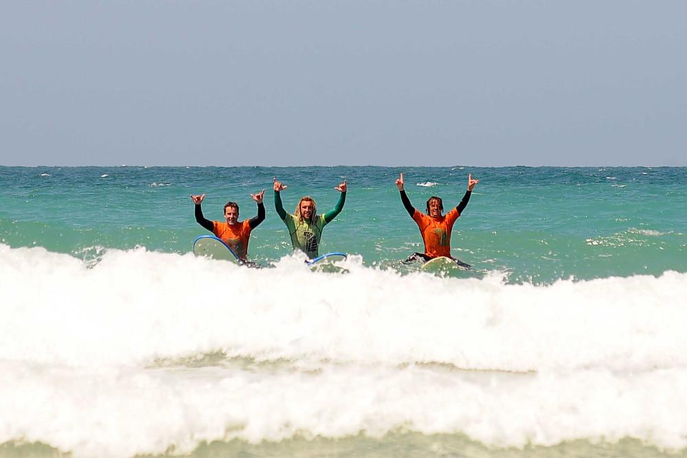 Surfing Rewards
