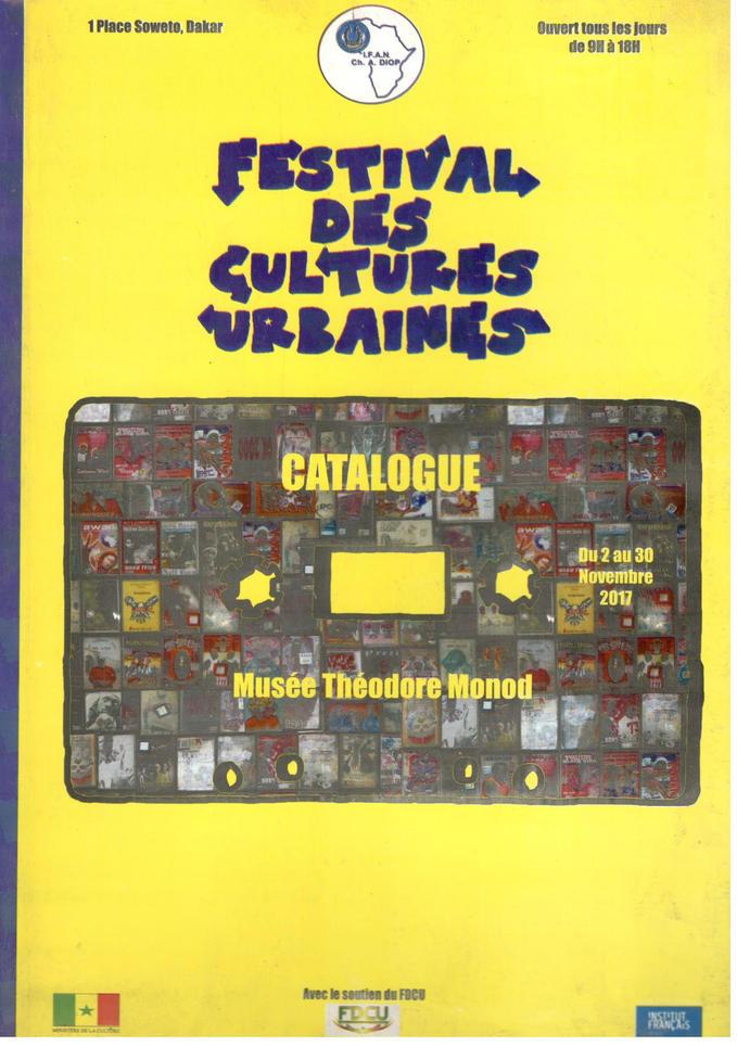 catalogue du festival des cultures urbai