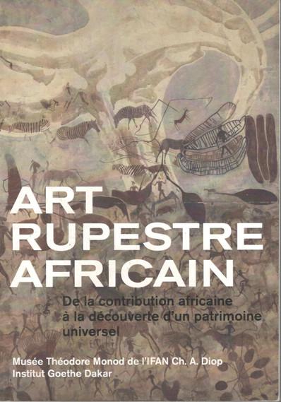 catalogue de l'expo art rupestre africai