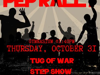 Halloween Pep Rally