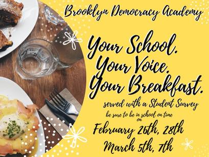 Copy of Your School, Your Voice, Your Breakfast.