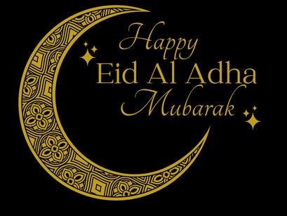 Eid-ul-Adha, School is Closed