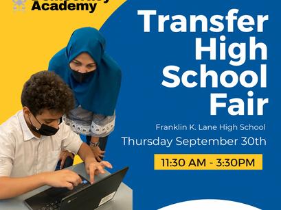 Transfer High School Fair