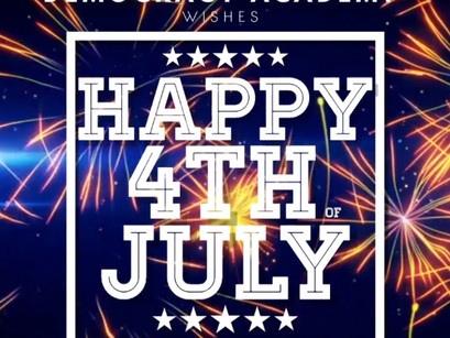Happy Independence Day to the Brooklyn Democracy Academy Family and the extended community