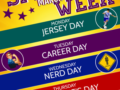 Spirit Week Activities