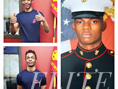 Graduate to US Marine