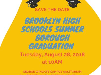 Summer Graduation date is set!!