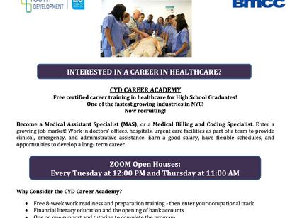 FREE Medical Assistant Specialist Program