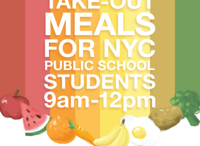 Free Take Out Meals for NYC Public School Students