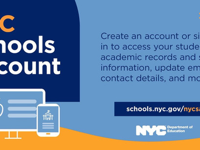 Claim your Schools Account Today