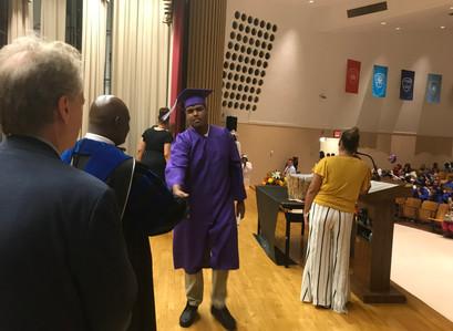 Congratulations To The Graduates