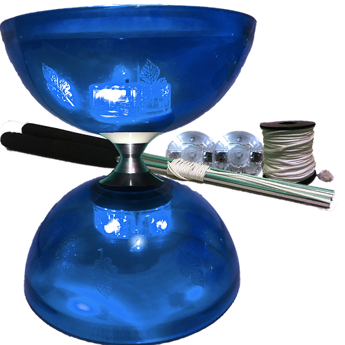 Blue Diabolo Starter Set