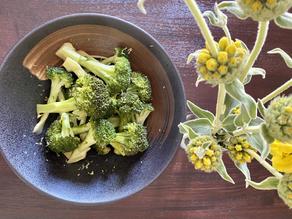 Broccoli with Yuzu Kosho Sauce