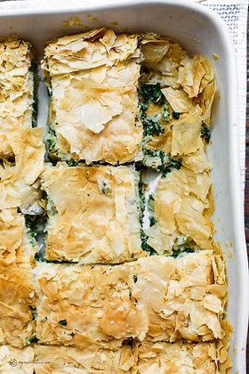Spanakopita for 2