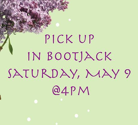 Pick up in Bootjack
