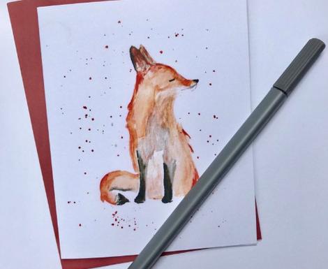nature watercolor -fox.png