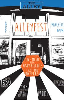 Alleyfest 2018