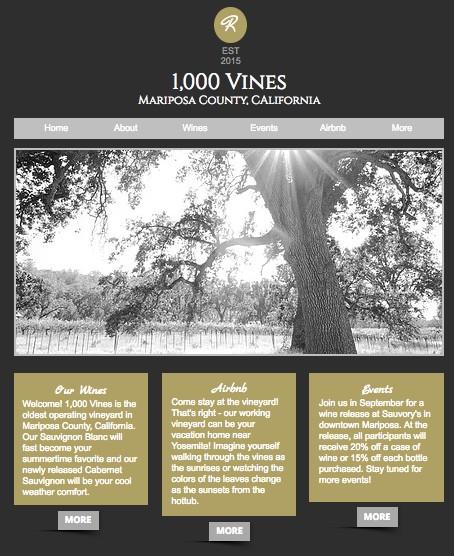 1,000 Vines