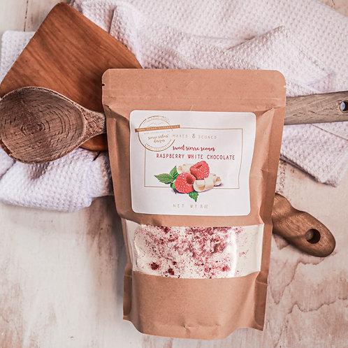 Raspberry & White Chocolate Scone Mix