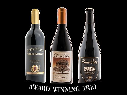 Award Winning Trio