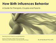 How Birth Influences Behavior by Annie Brook