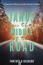 janus in the middle of the road