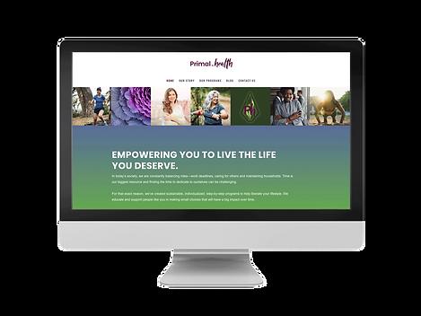 primal.health website