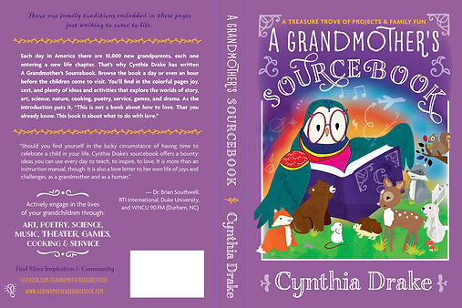 A Grandmother's Sourcebook by Cynthia Drake