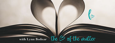 heart of the matter facebook cover book.
