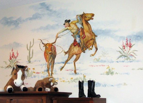 Cowboy Room